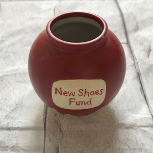 FREE w/ Any $25+ Purchase Ceramic New Shoes Jar